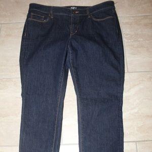 Loft jeans size  12P